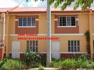 Low cost townhouse in Rodriguez Rizal
