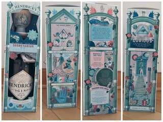 Hendrick's Gin Secret Order of the Cucumber Gift Set