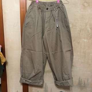 🚚 日系寬寬褲
