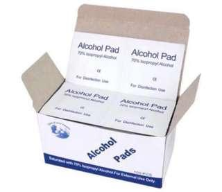 Brand New Alcohol pads