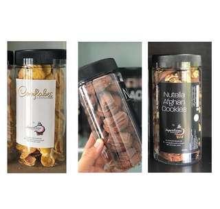 Nutella Afghan Cookies (NAC)