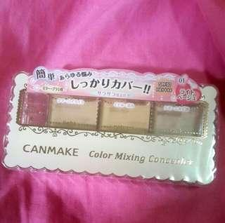 Canmake mixing concealer