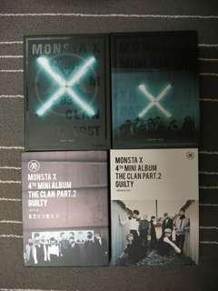 monsta x the clan pt.1 & pt.2