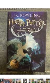 🚚 Harry Potter and prisoner of Azkaban