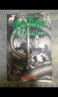 🚚 Harry Potter and the deathly hallows