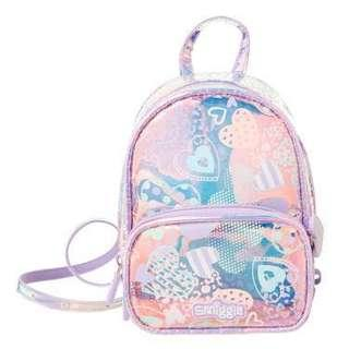 Smiggle mini bag shimmy