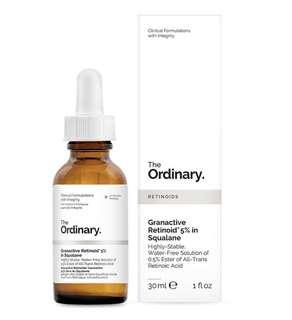 🚚 INSTOCK Granactive Retinoid 5% in Squalane