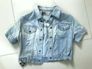 Zara TRF Denim Jacket