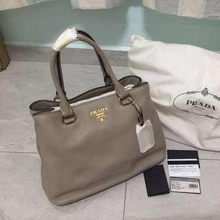 Authentic BRAND NEW Prada Borsa A Mano Bag - For both shoulder and sling carry