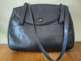 Aigner Totebag full leather italy