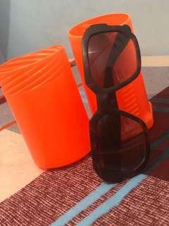 Faded style sunglasses