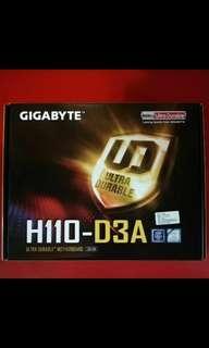 🚚 技嘉 Intel 1151 主機板