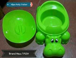 Brand new Potty trainer