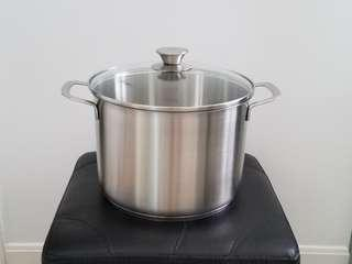 【全新】Aeon 吉之島 Fontignac 24厘米湯鍋連蓋 High Casserole with lid 24cm