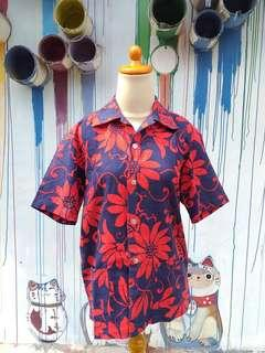 Kemeja Hawaiian / top blouse
