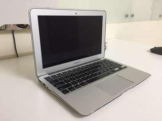 """Macbook Air 2012 11"""" 1.7Ghz"""