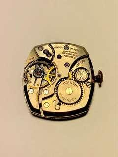 🚚 Gruen Watch Company - small watch movement (spare parts for your watch or to be made into cufflinks) 👍🏻