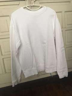 Giordano White Sweater