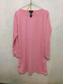 Atasan Pink Mayoutfit