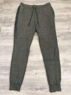 Nike Tech Fleece Green Pants