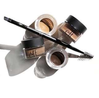 Elf Lock On Liner And Brow Cream Eyeliner & Eyebrow Pomade Dupe