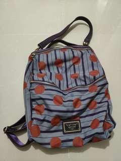 🎇❴清倉價❵ 100%新 日製Craftsman紫色時尚背包