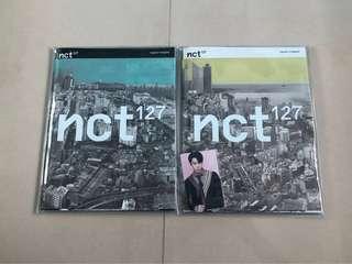[WTS] NCT127 Regular-Irregular Albums