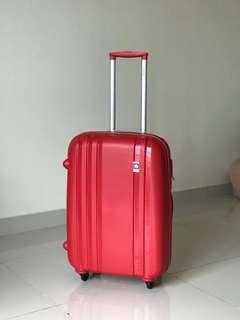 Lucky Red Delsey Limited Edition Suitcase Beg for Go Getters
