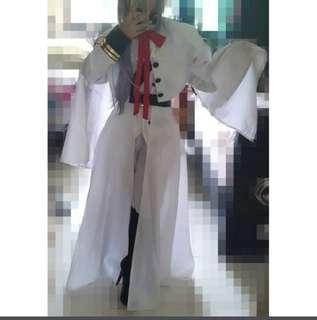 [WTS]Ferid bathory cosplay