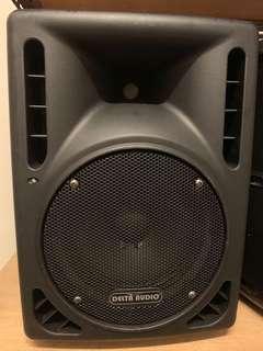 Delta audio mirage 8a