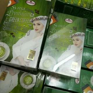 Syma Beauty Green Coffee