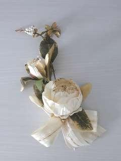 Flower accessories for gift or home decor