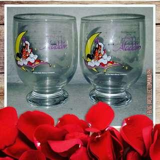 Disney ALADDIN glass/goblet