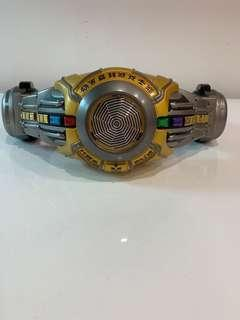 Trading or Selling Kamen Rider Kuuga DX BELT