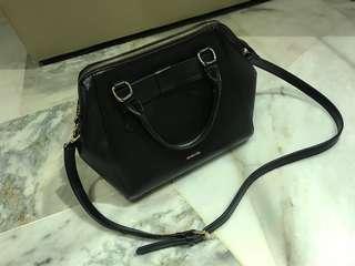 SEMBONIA handbag  Condition: 9/10 Colour: Black Shoulder bag