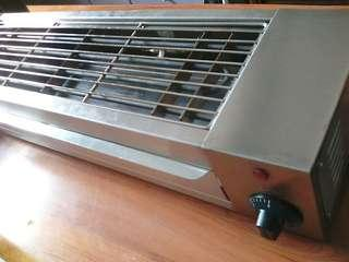 [SOLD] Tabletop Stainless Steel Electric Grill