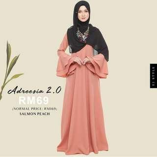 EJ style Adressia 2.0 jubah