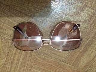 H&M Pink Sunglasses