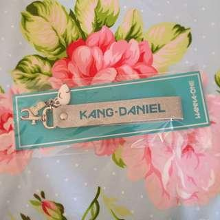 WANNA ONE KANG DANIEL EXCLUSIVE KEYRING
