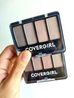 Covergirl Eye Enhancer Eyeshadow Sheerly Nudes