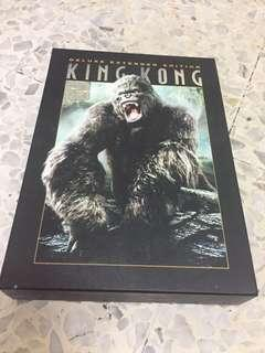 King Kong - Deluxe Extended Edition DVD Set #mfeb20