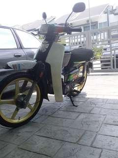 2001 Honda EX5 High Power