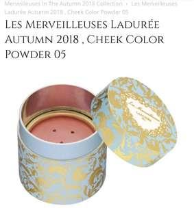 🚚 Laduree cheek color blush 05