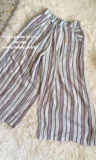 Instock flare Long pants