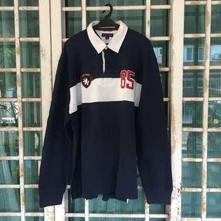 TOMMY HILFIGER RUGBY POLO SHIRT