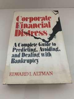Corporate Financial Distress