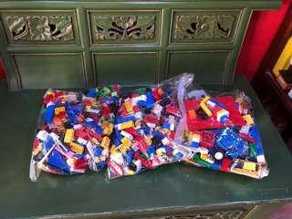 LEGO loose bricks