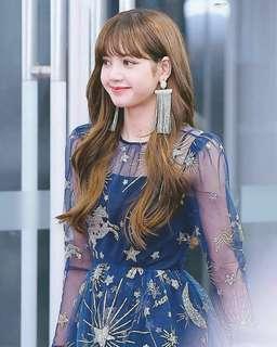 Lisa blackpink Dress