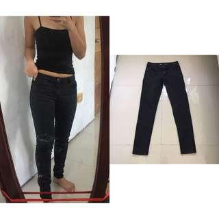 Kenneth Cole Black Jeans 26