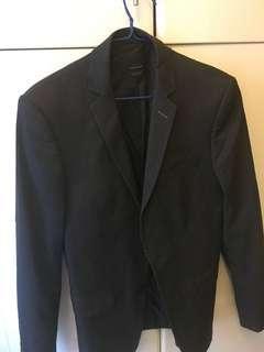 Zara dark grey blazer